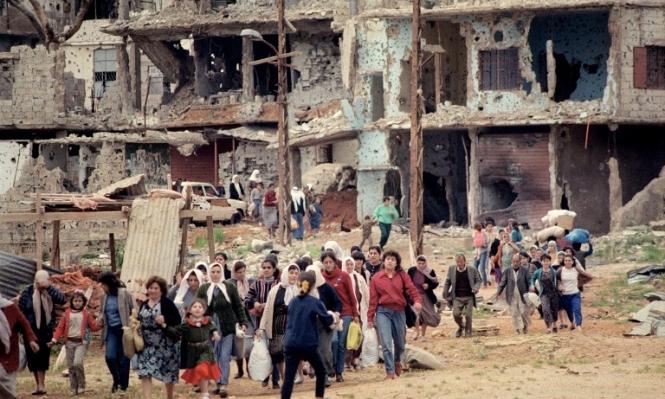 """""""بيروت حوار الدمار""""... عدسة مكبرة تروي حكايا المدينة"""
