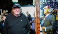 تفاصيل زيارة مايكل مور لبرج ترامب!