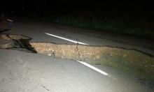 تسونامي يتبع زلزالًا ضرب نيوزلندا