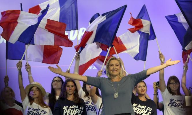 زعيمة اليمين المتطرف بفرنسا تشيد بانتخاب ترامب
