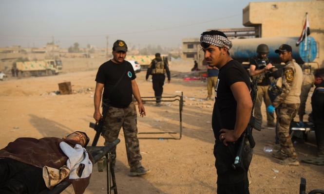 الموصل: مليشيا الحشد الشعبي مشتبهة بالتعذيب والإعدام