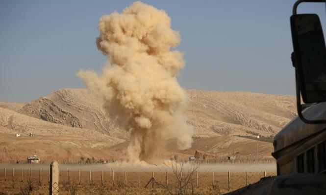 """معركة الموصل: تضييق الخناق على """"داعش"""""""