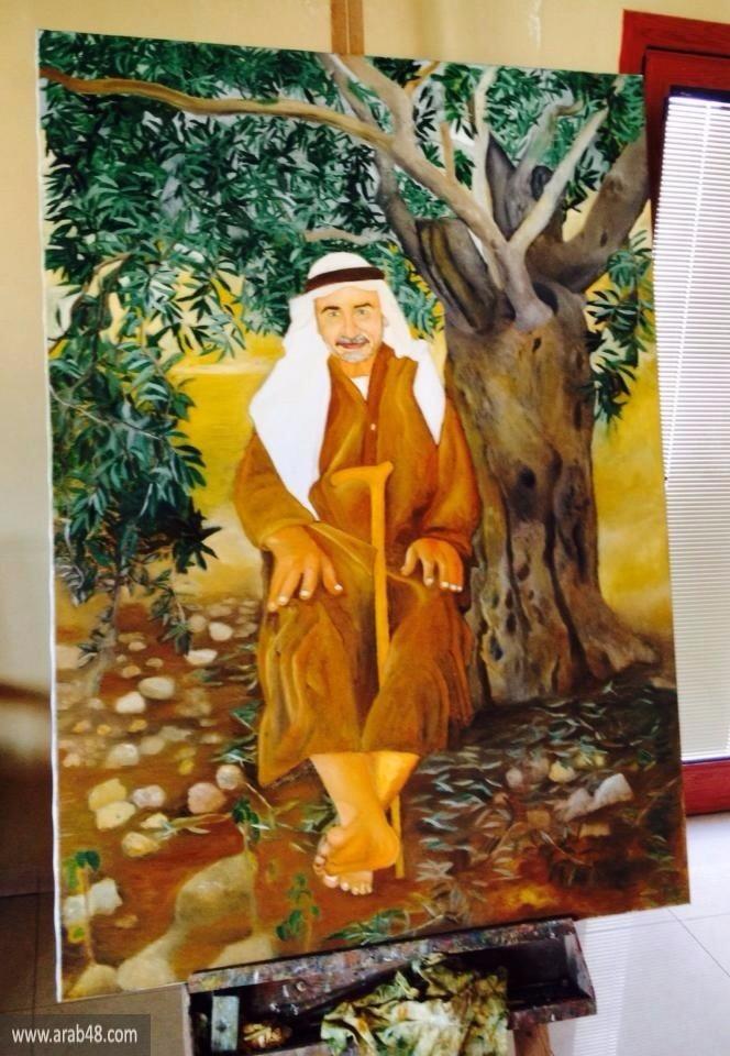 الفنان فوزي الحاج: داعب بريشته ملامح الوطن