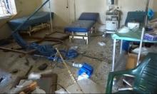 ضربات جوية تدمر مستشفيين غرب حلب