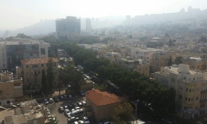 حيفا: مصرع فتاة عربية إثر سقوطها من علو