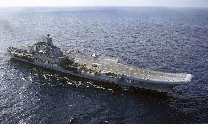 تحطم مقاتلة روسية قبالة السواحل السورية