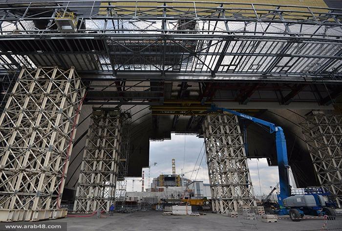(صور) أضخم مبنى متحرك صنع على وجه الأرض