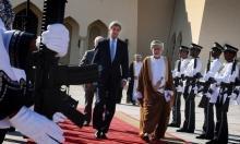 جون كيري يُعلن عن وقف الحرب باليمن