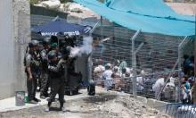 الشرطة: تراجع حجم العمليات والمواجهات بالقدس المحتلة