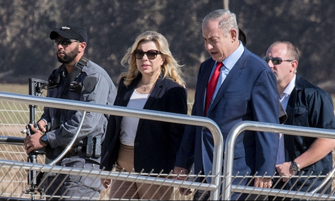 بدء عملية تقصي حقائق جديدة ضد نتنياهو وزوجته