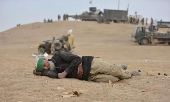 """الحشد الشعبي يعلن انتزاع قاعدة تلعفر من """"داعش"""""""