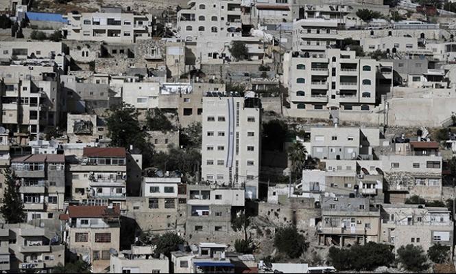 دعوى لإخلاء 9 عائلات فلسطينية من سلوان