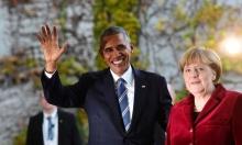 ميركل تستبعد الأسد حليفا وأوباما ينتقد روسيا