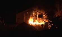 إصابات واضطرابات لليلة الثانية في مخيم اللاجئين بخيوس