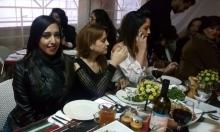 """أهالي الناصرة يحتفلون بنجمة """"عرب آيدول"""" نادين خطيب"""
