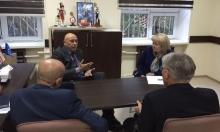 غطاس يتوصل لحل مشكلة المفصولين مع إدارة الجامعة بمولدوفا