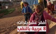 البلدات العربية هي الأكثر فقرًا... والنقب أفقرها!