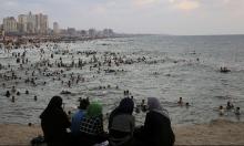 غزة: زوارق الاحتلال الحربية تستهدف مراكب الصيد الفلسطينية