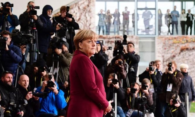 المستشارة الألمانية ميركل تعتزم الترشح لولاية رابعة