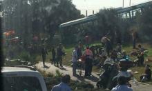أكثر من 60 جريحًا جراء حادث طرق قرب تل أبيب