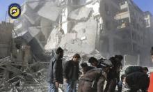مبعوث الأمم المتحدة يزور سورية على وقع المجازر بحلب