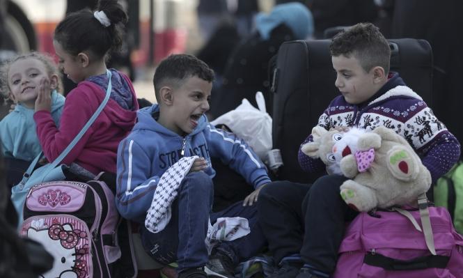 5314 مولودا جديدا بقطاع غزة الشهر الماضي