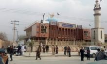 27 قتيلا و 35 إصابة بتفجير استهدف مسجدا بكابل