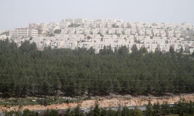 """القدس المحتلة: توسيع """"رمات شلومو"""" على أراض بملكية فلسطينية"""