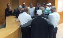 كفر كنا: تمديد اعتقال مسن على خلفية الرباط بالأقصى