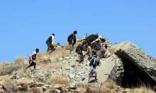 تجدد المعارك باليمن والتحالف يقصف تعز