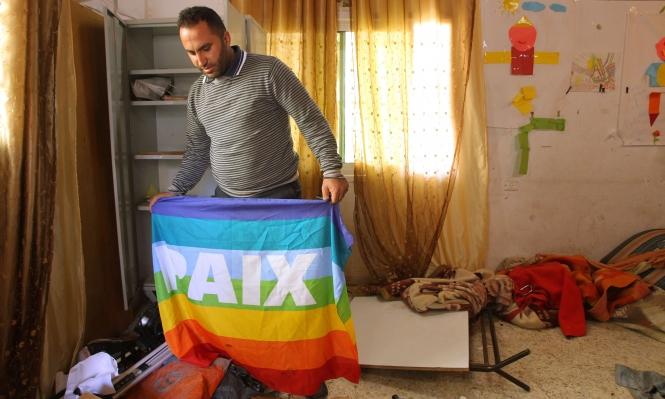 أمنستي: اتهامات الاحتلال لناشط فلسطيني لا أساس لها