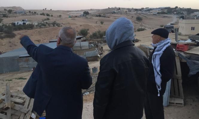 استنفار شعبي يسبق تهديدات إسرائيل بهدم أم الحيران