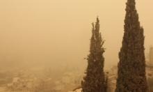 """حالة الطقس: رياح """"سيبيرية"""" تزيد نسبة الغبار في الأجواء"""