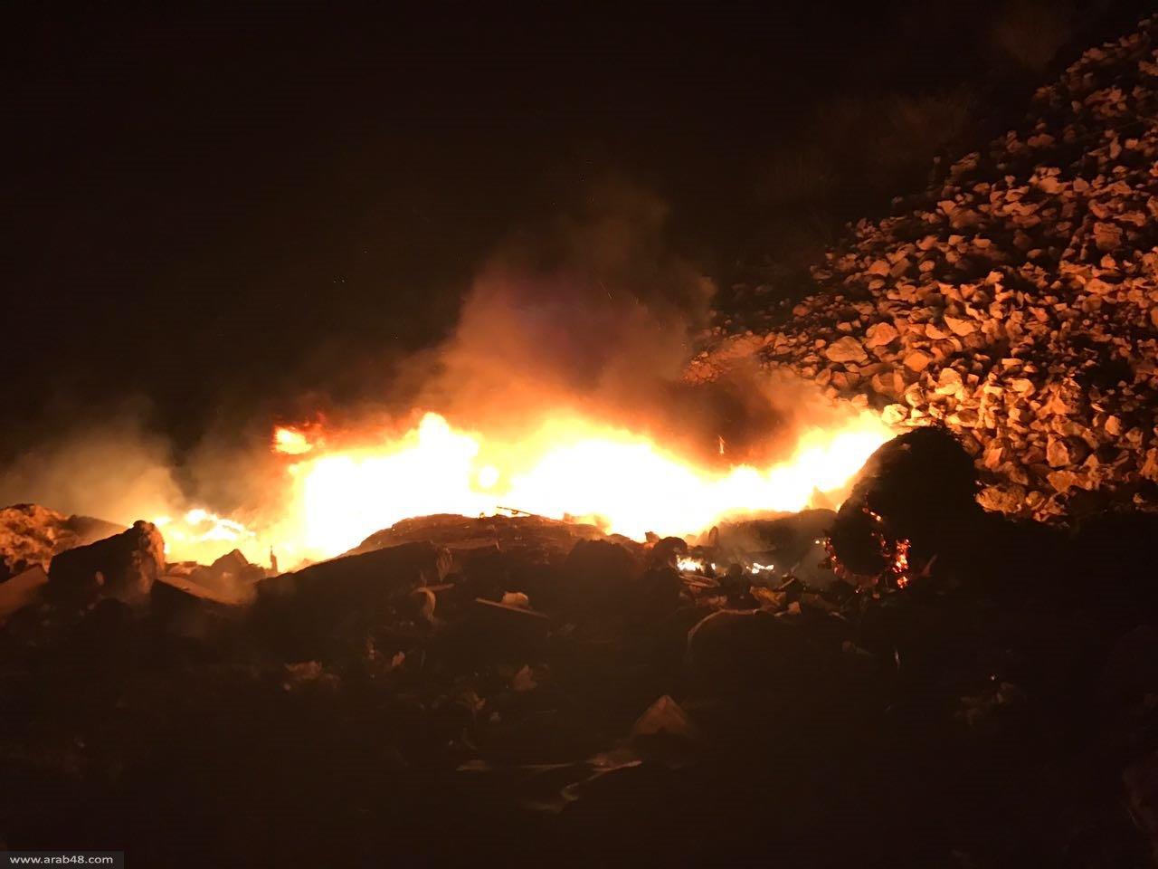 الحرائق تحاصر الشاغور وإخلاء منازل في نحف