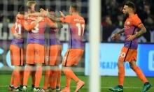 مانشستر سيتي يتأهل رغم تعادله أمام مونشنغلادباخ