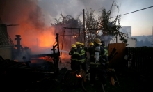 نتنياهو يقبل عرضا من أبو مازن لإخماد الحرائق