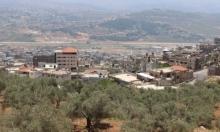دير الأسد: حرق سيارة شابة