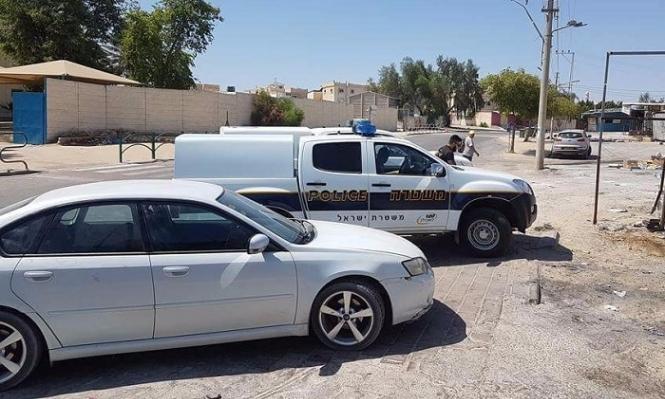 اعتقال عمال من الضفة في سخنين وكفر مندا ودير الأسد