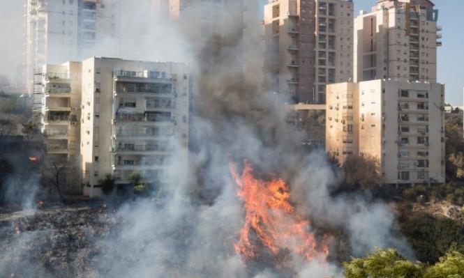 عرب حيفا: بين نارين... التحريض والحريق