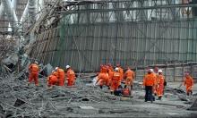 الصين: ارتفاع عدد ضحايا انهيار المنصة إلى 74