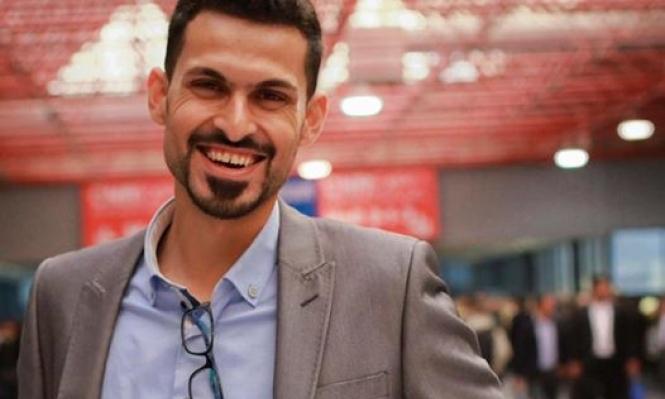 اعتقال صحفي عربي بادعاء التحريض بعد الحرائق