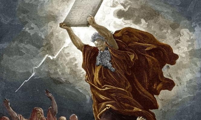 التوراة: الله، الطوفان ودوافع تأليفها