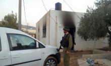 اتهام المستوطنين بإشعال الحرائق بالضفة الغربية