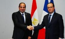 مساع بالقاهرة لإحياء المبادرة الفرنسية