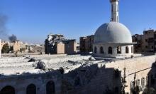 حلب: النظام يكثّف غاراته سعيًا لتقسيم الأحياء الشرقية