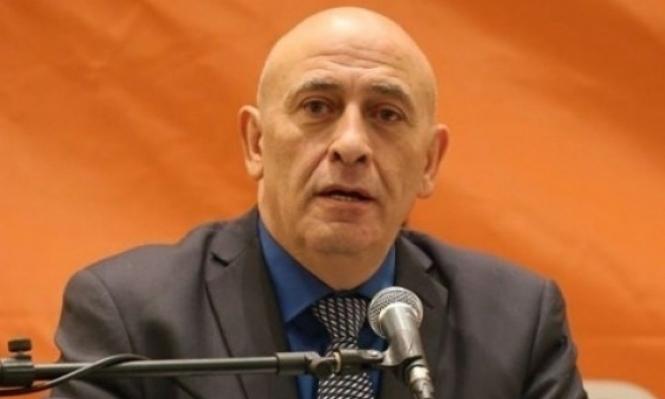 غطاس يطالب بالتحقيق مع المحرضين على حرق بلدات عربية