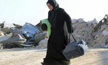 """حلب: المعارضة تقاتل """"جيوش وميلشيات من كل أصقاع الأرض"""" وفرار الآلاف"""