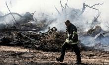 شبهات بالإضرام حول 30 حريقا من أصل 680