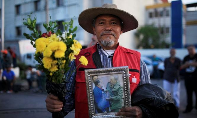 """كوبا تبكي آخر """"عمالقة القرن""""... القائد فيدل"""
