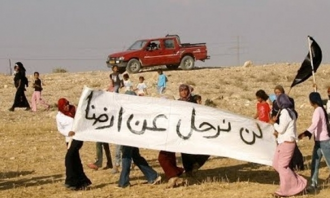 مخطط لتهجير العرب بالنقب تحت ذريعة التطوير